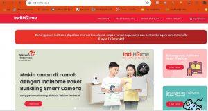 cara pasang wifi indihome melalui website indihome.co.id
