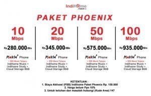 pasang wifi indihome dengan paket indihome dual play phoenix